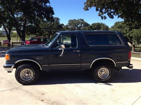 how to work on cars 1987 ford bronco ii security system 1987 ford bronco ii pictures cargurus