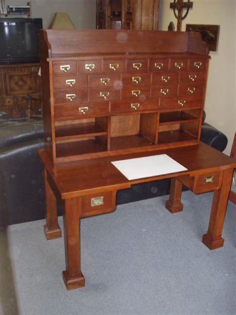 Fly Tying Desk Plans Woodworking by Fly Tying Craft Desk Traditional Desks And Hutches