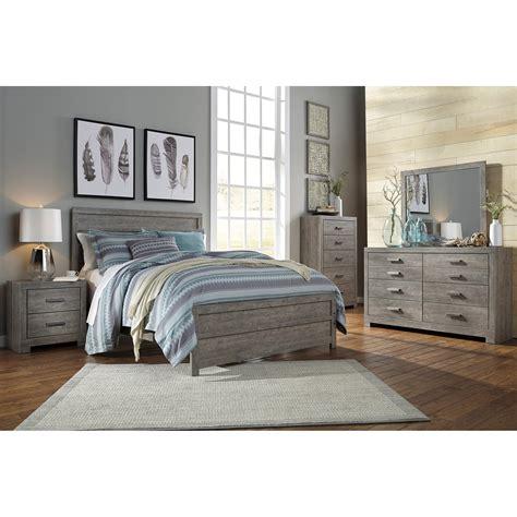 ashley signature design culverbach queen bedroom group