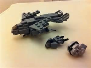 Mini LEGO Halo Pelican