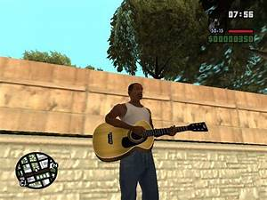 Guitar Weapon (Grand Theft Auto: San Andreas > Skins ...