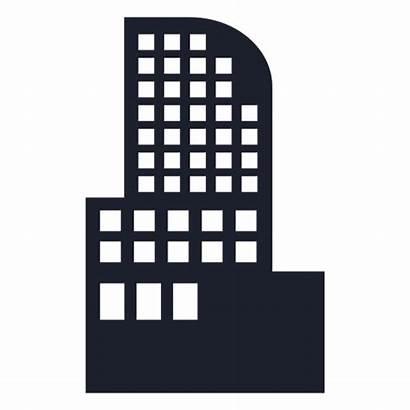 Hotel Silhouette Building Transparent Vector Svg Vexels