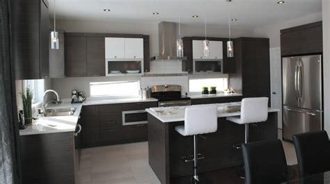 photos de belles cuisines modernes la moderne cuisines moderne le groupe bois d 39 or