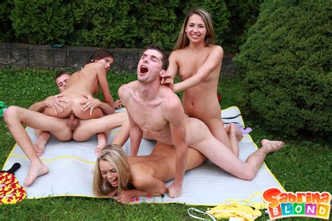 Sexy Porn Stars Group Of Teens Playing S Xxx Dessert Picture