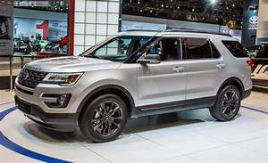 Ford Explorer 2017 : 2017 ford explorer adds sport appearance package news car and driver car and driver blog ~ Medecine-chirurgie-esthetiques.com Avis de Voitures