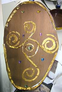 Drawmoresaunders  Celtic Shield Making  The British Museum