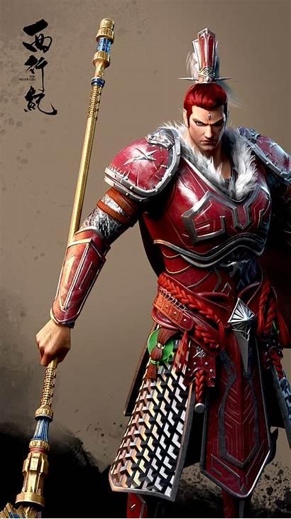Samurai Chinese Manhua