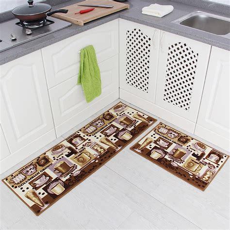 Doormat Runner by Kitchen Mat Rubber Backing Doormat Runner Rug Set Coffee