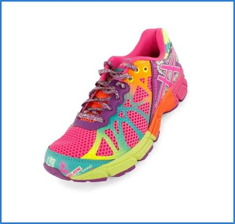 asics colorful shoes colorful asics tennis shoes workout goals tenis ropa