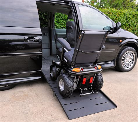 power wheelchairs and adapted mobility vehicles