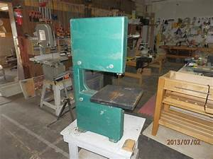 """Photo Index - Bett-Marr Manufacturing Co - 14"""" Band Saw"""