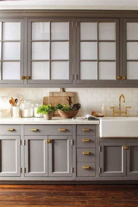 """Another Kitchen Idea For """"no Window Over Sink"""" Cabinets"""