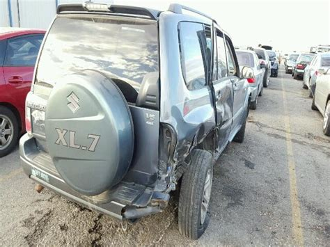 2004 Suzuki Xl7 Parts by Used Engine Module Ecm For Sale For A 2004