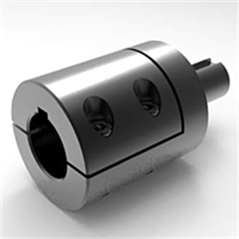 shaft adapter couplings step  type  keyways  stafford manufacturing corp