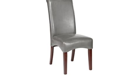 watercolor alternate charcoal gray side chair