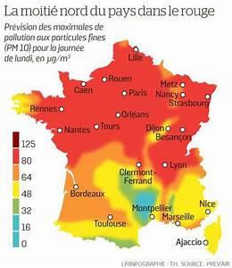 Carte Pollution Air : environnement en plus du froid la pollution le parisien ~ Medecine-chirurgie-esthetiques.com Avis de Voitures