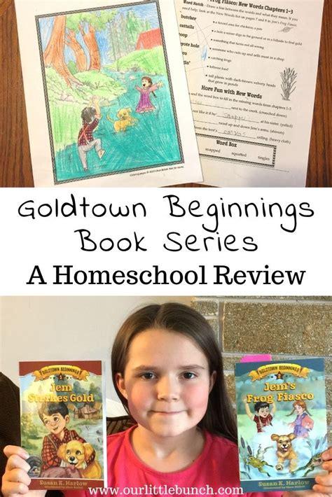 goldtown beginnings book series review  images