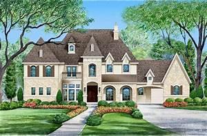 Luxury, Plan, 6, 974, Square, Feet, 6, Bedrooms, 6, 5, Bathrooms