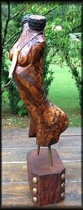 How, To, Carve, Beautiful, Wood, Sculpture, From, Fallen, Tree, Limbs, -, Feltmagnet
