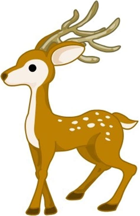 sika deer clipart   cliparts  images