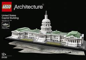 The Latest LEGO® Architecture Set: The U.S. Capitol ...