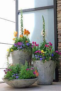 inspiring spring patio decor ideas Top 14 Outdoor Spring Flower Decor Ideas – Home Garden DIY ...