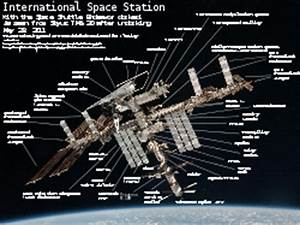 International Space Station Layout Diagram (page 2) - Pics ...