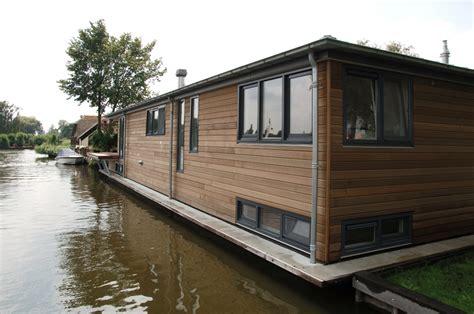 Woonboot Aalsmeer by Woonboot Woonark Aalsmeer Abc Arkenbouw