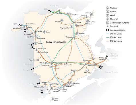 Mactaquac and the New Brunswick power grid