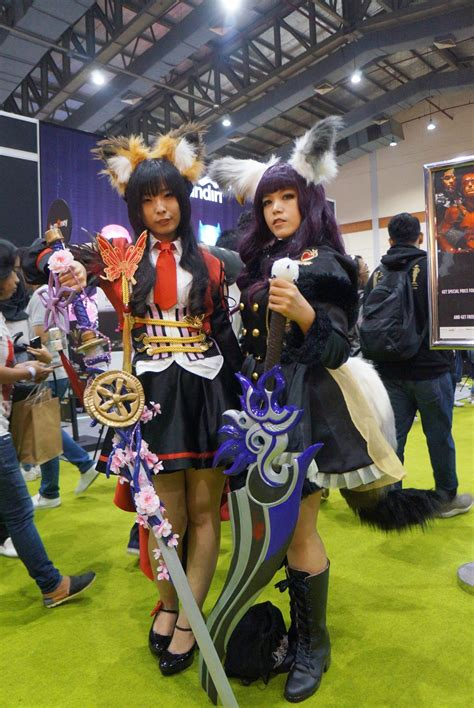 cosplayers      indonesia comic  art