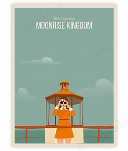 """Póster de """"Moonrise Kingdom"""" - Papermint"""