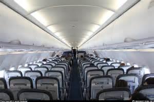 Lufthansa Airbus A321 Interior