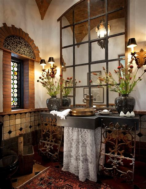 Decorating Ideas Powder Room by 45 Luxurious Powder Room Decorating Ideas