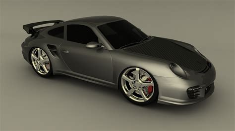 Virtual Car Body Shop Tuning And 3d Car Rendering Services
