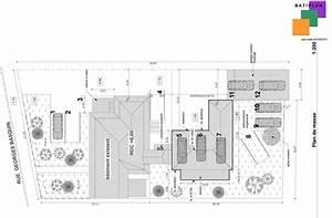 plans et permis de construire exemple d39un plan de masse With exemple plan de maison 0 plans et permis de construire un exemple de permis de