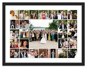 Fotos Als Collage : hochzeitscollage collage zur hochzeit hochzeitsgeschenk ~ Markanthonyermac.com Haus und Dekorationen