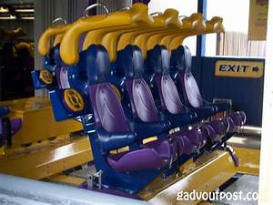The gallery for --> Kingda Ka Seats
