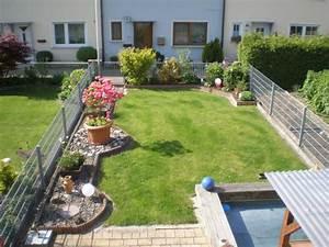 Gartengestaltung Kleine Gärten Bilder : kleiner garten reihenhaus m belideen ~ Lizthompson.info Haus und Dekorationen