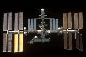 International Space Station: Solar Arrays | NASA