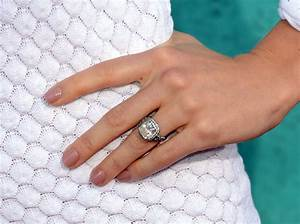 her engagement ring cost a pretty penny 21 things you With cost of a wedding ring