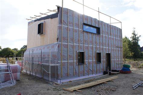 comment isoler sa maison pas cher pour 233 conomiser argent chaleur bois construction