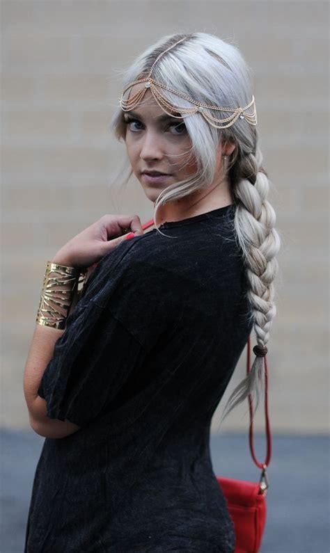 jewellery headpieces bejewelled hair trend