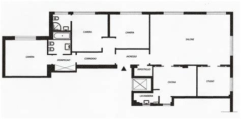 Piantine Appartamento by Pianta Appartamento Gds Immobiliare