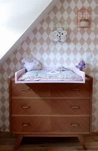 un nid pour bebe chambre vintage douceur With tapis chambre bébé avec bouquet de fleurs Á livrer