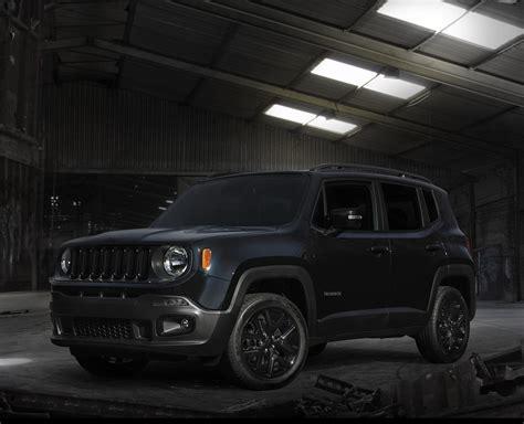 jeep renegade dawn  justice special edition news