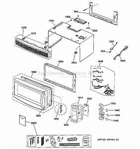 Ge Jvm1490wd003 Parts