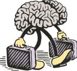 Resultado de imagen de cerebro con maleta imagenes