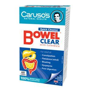 Quick Cleanse Bowel Clear Australian Vitamins