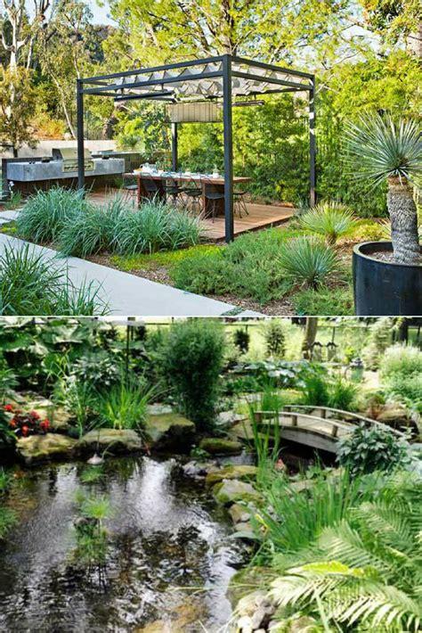backyard  front yard landscaping ideas  gardens