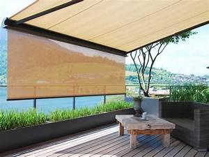 sonnenschutz fenestra huefnagels gmbh balcony cover With markise balkon mit poco tapeten